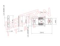 BNC-18-2-TGN - Deltron Italia